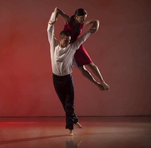 Burning Richard Alston Dance Company