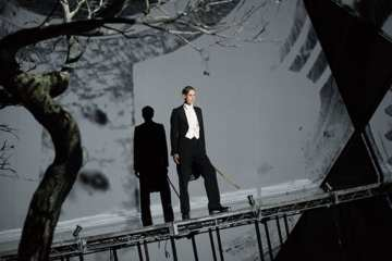 The Dark Mirror: Zender's Winterreise Barbican Centre
