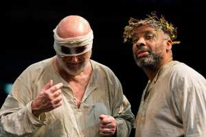 Review King Lear Birmingham Repertory