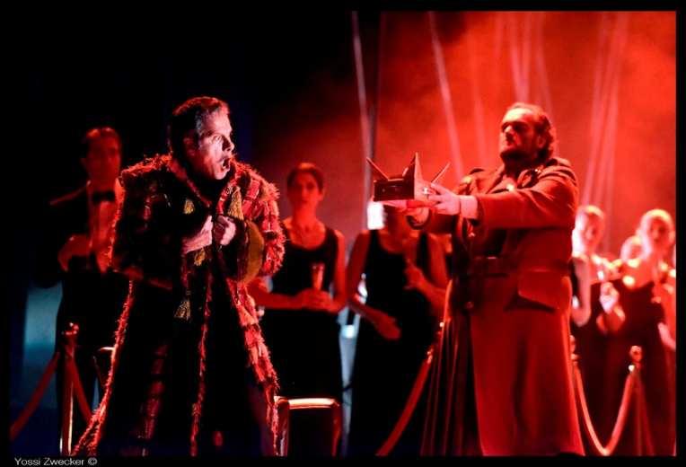 Macbeth Israeli Opera