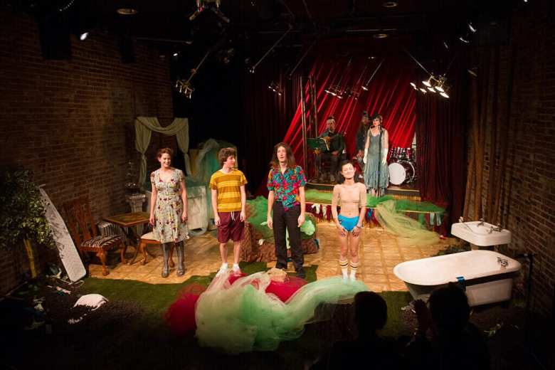 review Permanent Caterpillar The Brick Theater, Brooklyn, New York