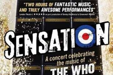 Sensation – a Tribute to the Music of The Who Fairfield Halls, London