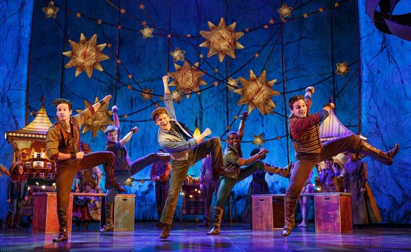 TUCK EVERLASTING on Broadway New York