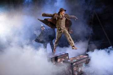 The 39 Steps 2016 tour