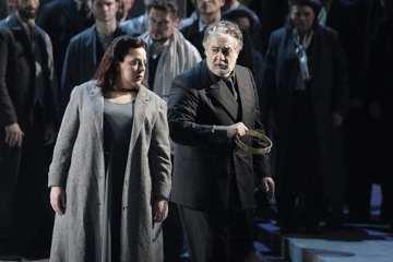 Nabucco Royal Opera House