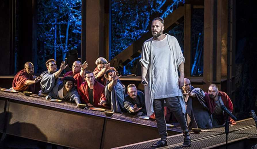 Jesus Christ Superstar at Regent's Park Open Air Theatre