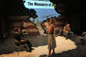 The Trial of Jane Fonda at Park Theatre