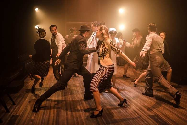 ALLEGRO at Southwark Playhouse.