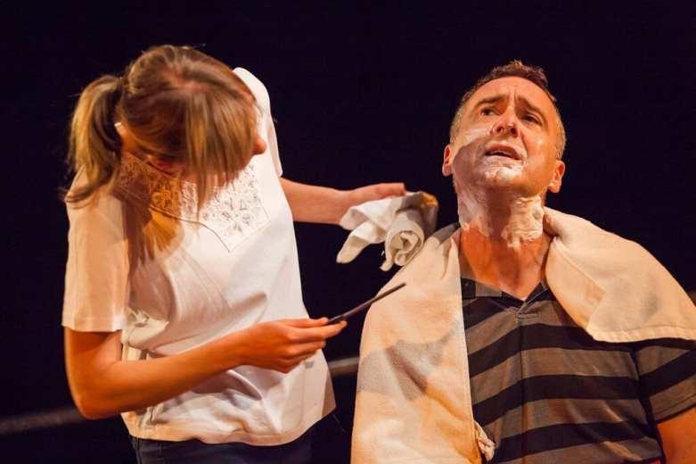 Diary of a Madman Traverse Theatre, Edinburgh