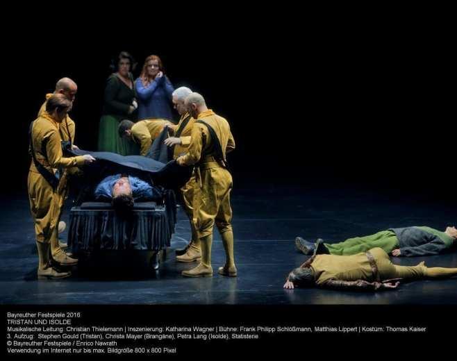 Tristan und Isolde Bayreuther Festspiele, Bayreuth