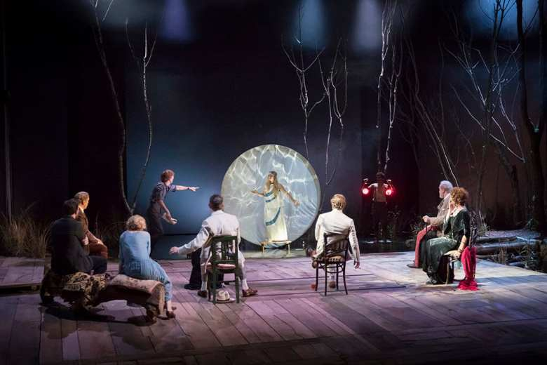Young Chekhov, The Seagull at the National Theatre.