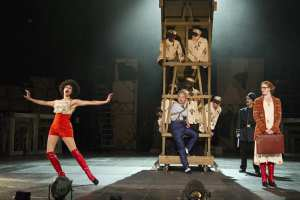 The Threepenny Opera at the National Theatre