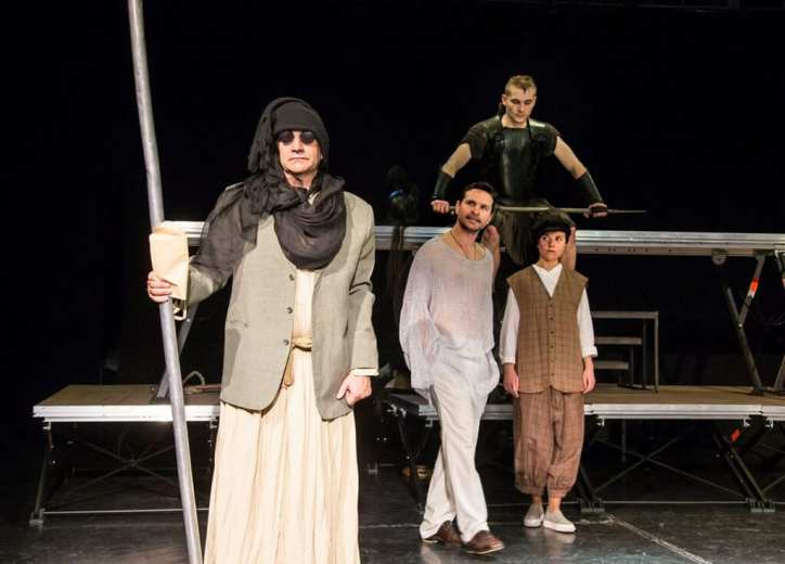 Οedipus Rex by the National Theatre of Greece & Vakhtangov Theatre