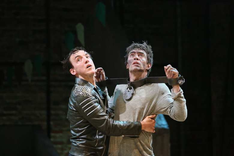 The Two Noble Kinsmen by RSC