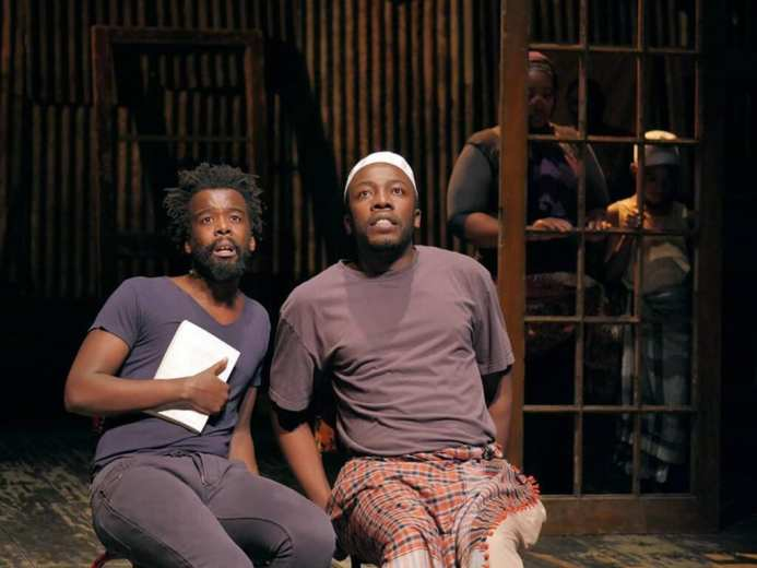 A Man of Good Hope at the Young Vic © Keith Pattison