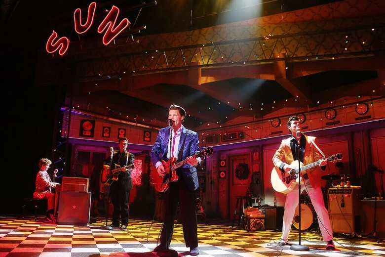 Million Dollar Quartet Casa Mañana Theatre, Fort Worth, Texas