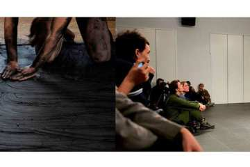 Double Bill: Black / What remains and is to come at Tramway, Glasgow