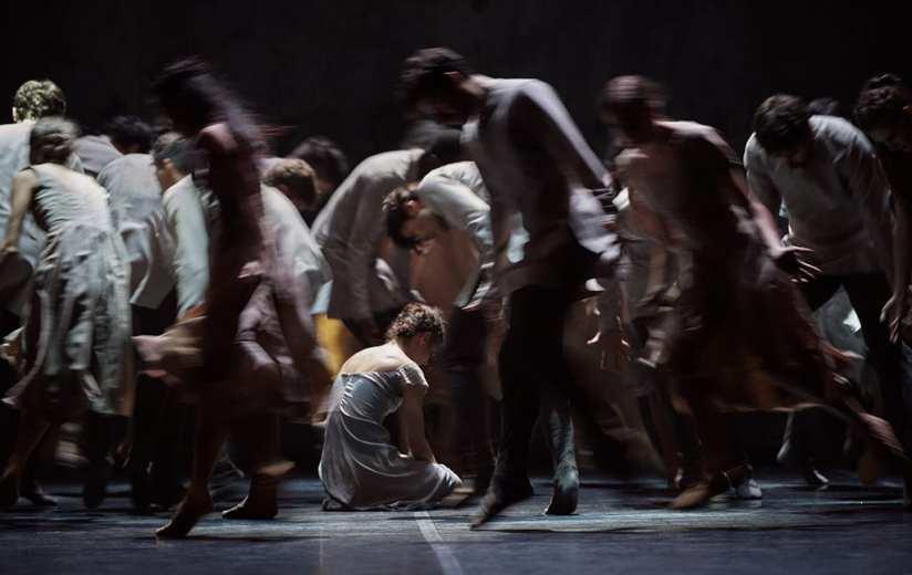 Akram Khan's Giselle at Sadler's Wells Photo Laurent Liotardo