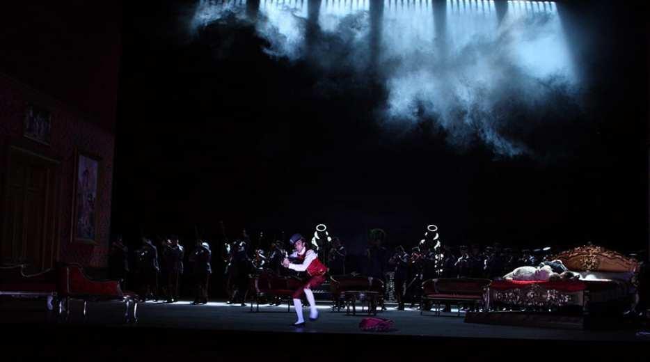 ROH Der Rosenkavalier 2016. © ROH. Photograph Catherine Ashmore