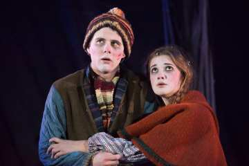 Hansel and Gretel Citizens Theatre, Glasgow Photo Tim Morozzo