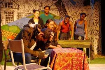 Takeaway Re_Write, Theatre503