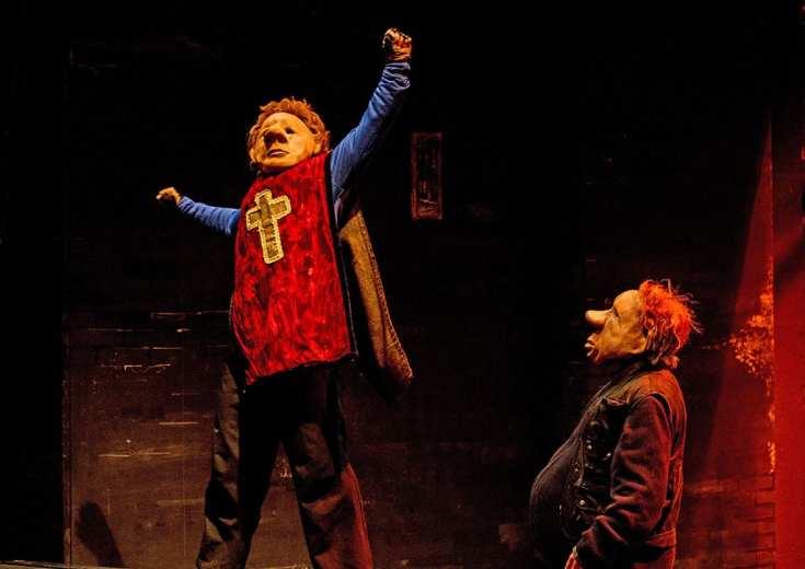 Familie Flöz - Teatro Delusio www.floez.net