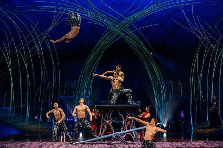 Amaluna - Cirque du Soleil Royal Albert Hall