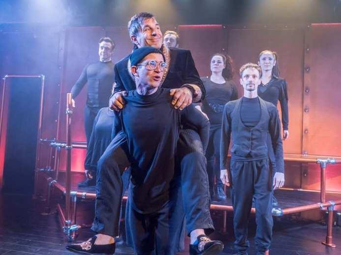 The Frogs Jermyn Street Theatre