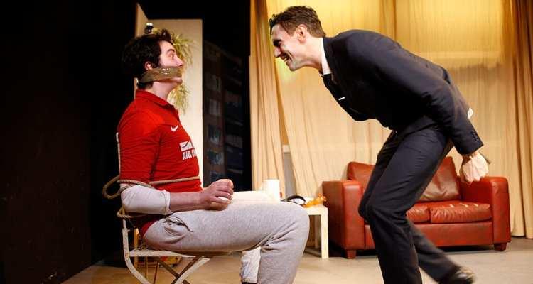 The Monkey - Theatre 503. Photo Simon Annand