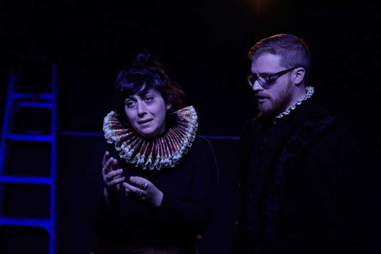 How to Hamlet, or Hamleting Hamlet HERE Theatre, New York City