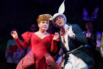 Wonderland The Musical UK Tour