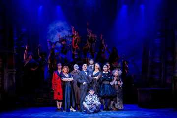 The Addams Family: A Musical Comedy UK Tour