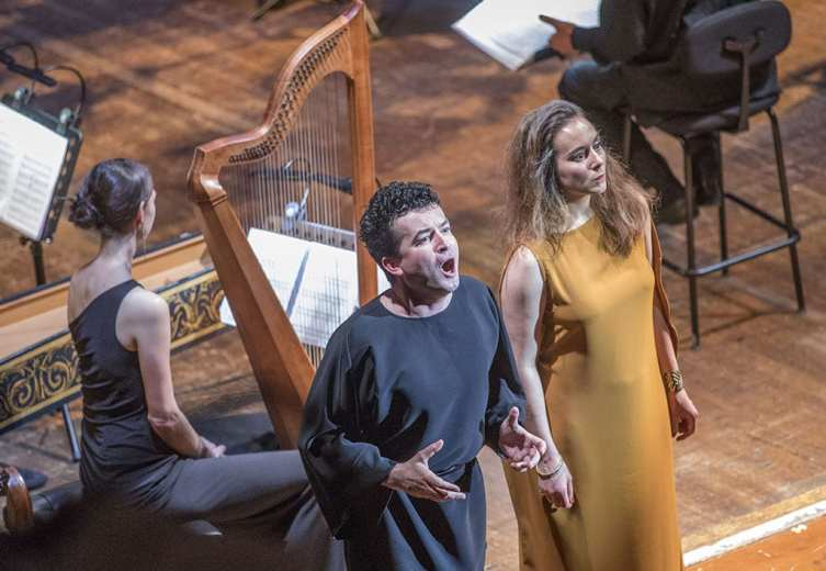 L ' Orfeo Colston Hall ©Paul Box
