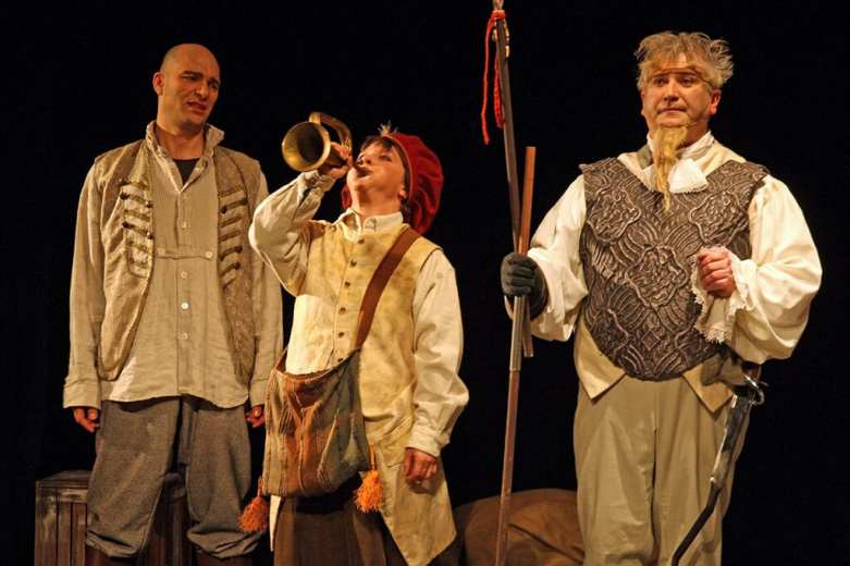 Der Man von La Mancha Papageno Musiktheater