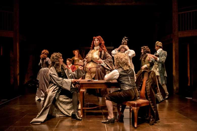 Queen Anne Rpya Royal Shakespeare Company production