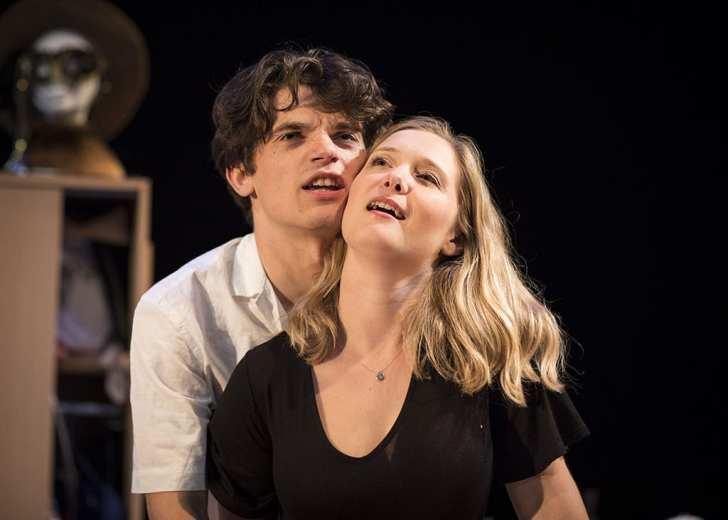 Touch - Soho Theatre. Photo Helen Maybanks