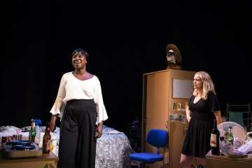Touch - Soho Theatre. Photo Helen Maybanks