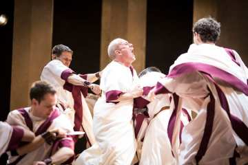 Julius Caesar 2017 RSC Photo Helen Maybanks ©RSC