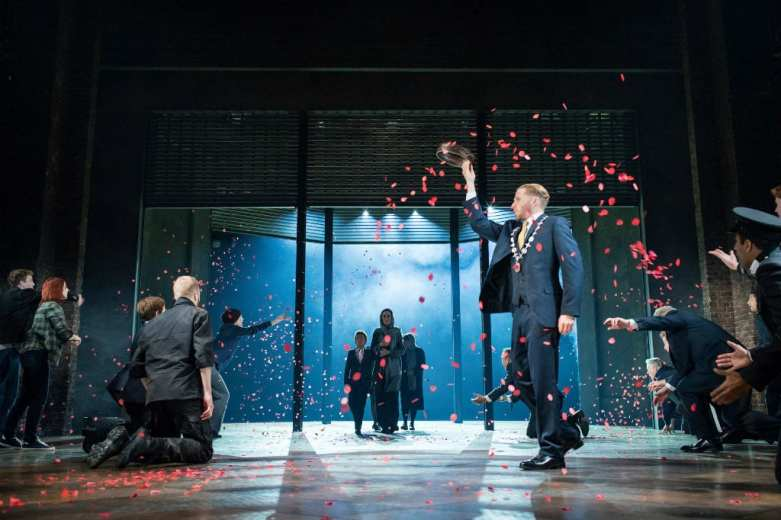 Coriolanus Royal Shakespeare Theatre