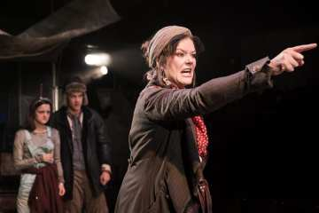 Mother Courage And Her Children Southwark Playhouse