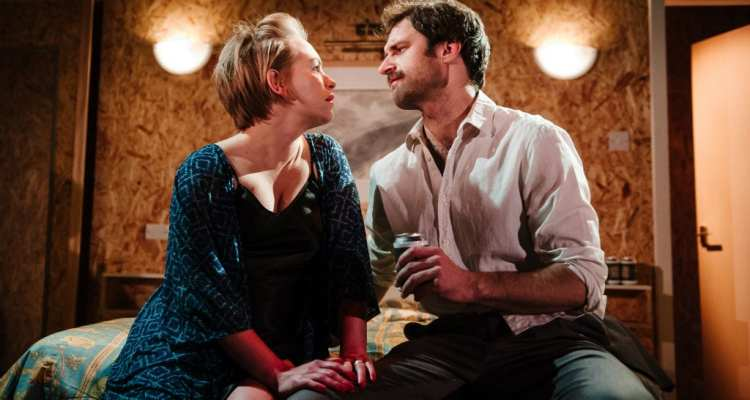 The Dark Room Theatre503 (Katy Brittain and Annabel Smith) courtesy of Alex Brenner
