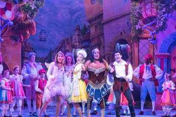 Jack and the Beanstalk New Wimbledon Theatre, London