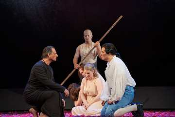 The Abduction from the Seraglio Canadian Opera Company Photo Mark Cooper