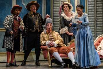 The Marriage of Figaro ETO Photo Jane Hobson