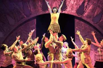 Thoroughly Modern Millie 2018 UK Tour