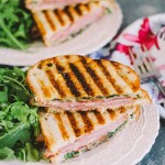 croque monsieur paninis