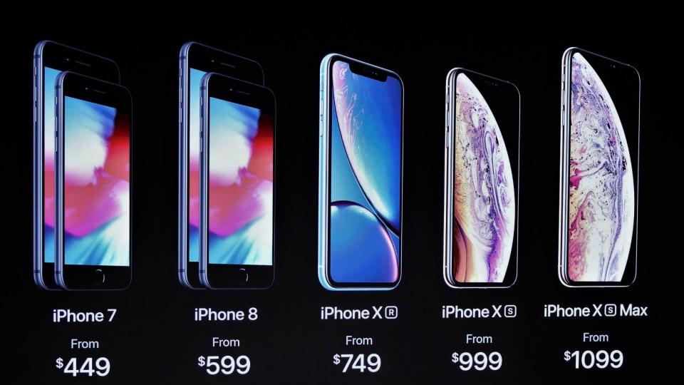 Cat costa iPhone Xs Xs Max si Xr
