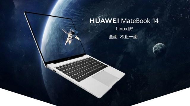 Huawei cu Linux