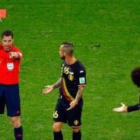 Red Card or Not: Williams and South Korea v. Belgium