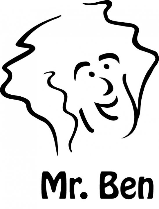 Mr. Ben - Thursday 1:00 pm EDT